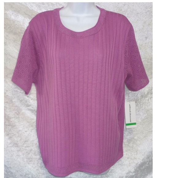Alfred Dunner Sweaters - Alfred Dunner Sweater women's size S PM  NEW